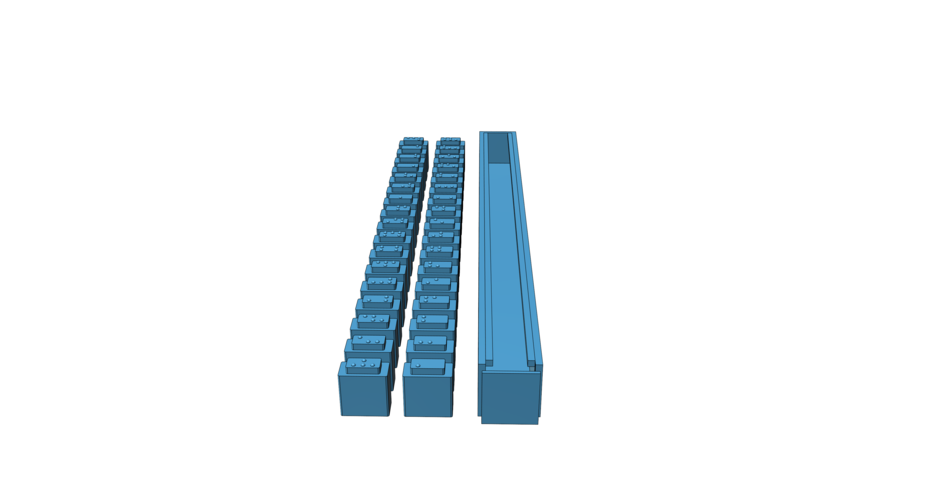 Braille Blocks 3D Print 144334