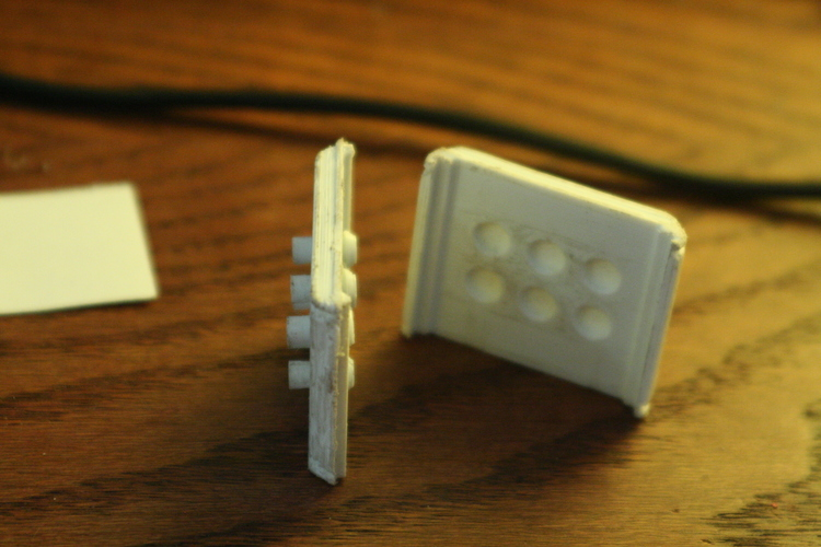 Braille Notetaker, Labeler, and Learner 3D Print 144357