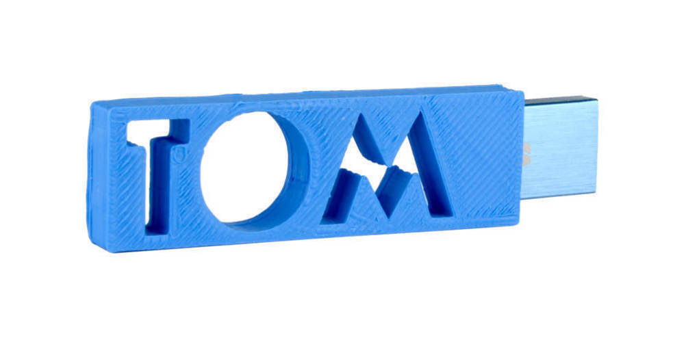 TOM personalised USB Case 3D Print 144630