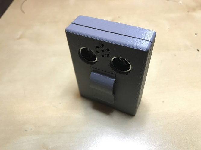 Brady* the Ultrasonic Warning System for the Visually Impaired 3D Print 144789