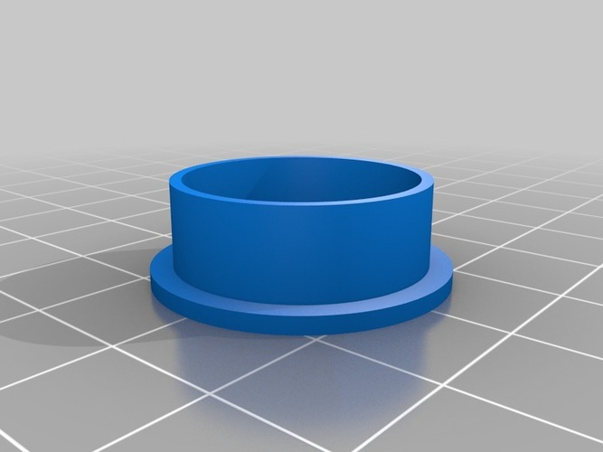 "My Customized ""Fidget"" Spinner Ring 3D Print 14483"