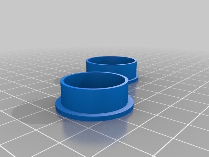 "My Customized ""Fidget"" Spinner Ring 3D Print 14488"