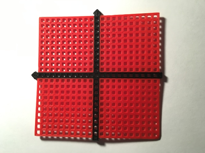 Graphing Tool (Coordinate Plane with Functions)  3D Print 144942