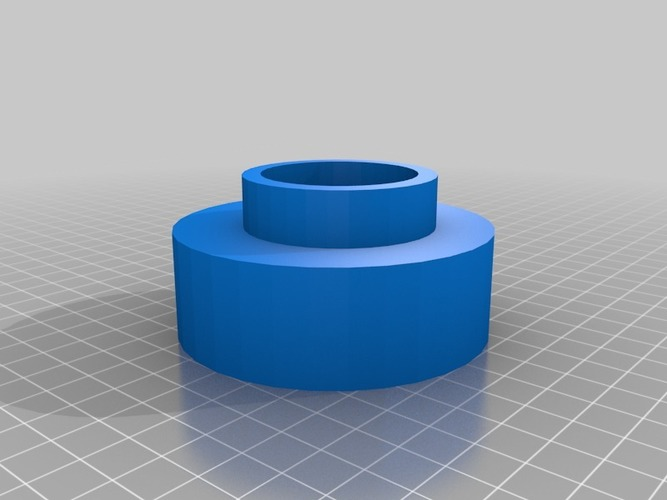 tea light candle hand match box holder 3D Print 14505