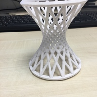 Small Pen holder/Vase 3D Printing 145322