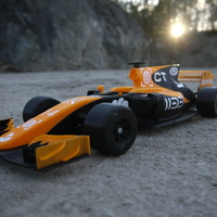 Small OpenRC F1 Dual Color McLaren Edition 3D Printing 145462