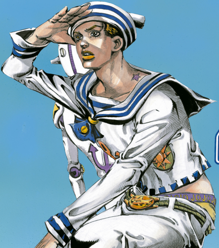Jojo's All Star Collection: Josuke (Jojolion) 3D Print 145571