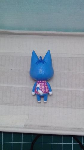 Rosie Animal Crossing 3D Print 145628