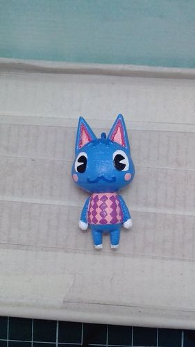 Rosie Animal Crossing 3D Print 145629
