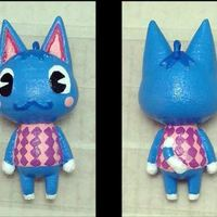 Small Rosie Animal Crossing 3D Printing 145630