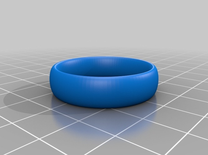 size 11 ring 3 3D Print 14569