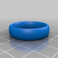 Small size 11 ring 3 3D Printing 14569