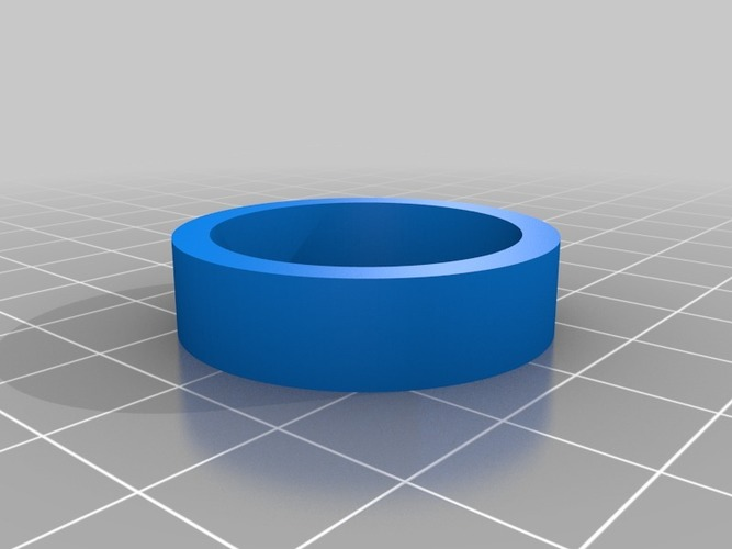 size 11 ring 3D Print 14571
