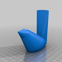 Small printable bird 2 3D Printing 14575