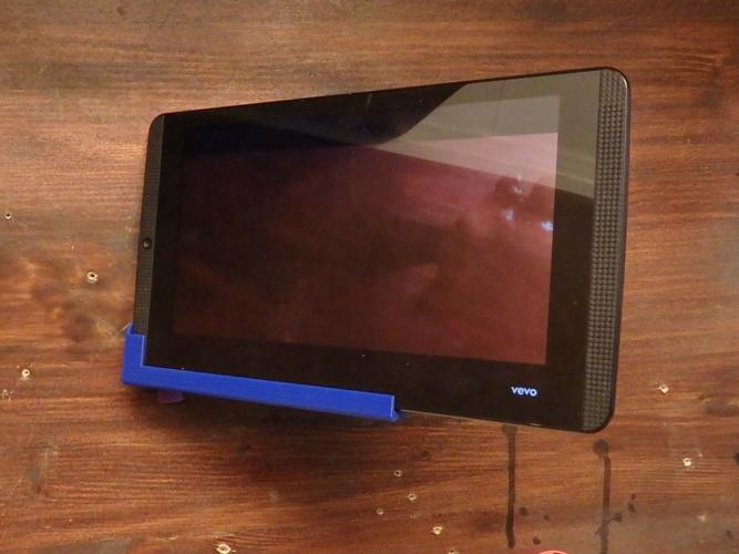 Tablet / Smartphone Moving Wall Holder 3D Print 145830