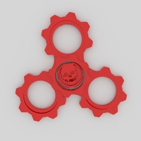 Small Gears Spinner 3D Printing 145939
