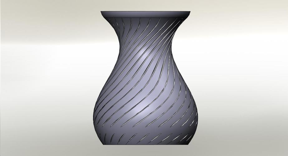3d Printed Vase 317 By Wperko Pinshape