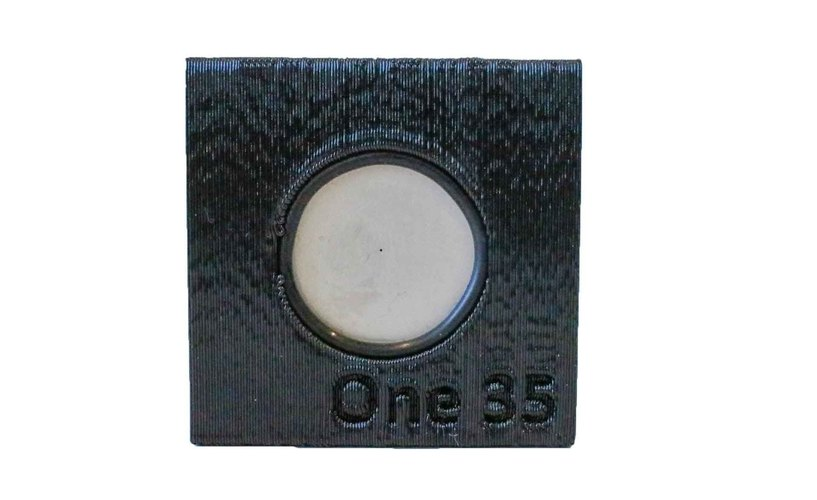One 35 -  One Piece 3D Printed Pinhole Camera 3D Print 146146