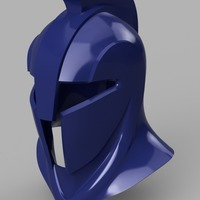 Small Senate Guard Helmet (Star Wars) 3D Printing 146185