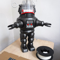 Small New Italy Robbie Robot 3D Printing 146233