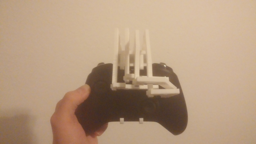 Xbox One Controller Paddles All 4 paddles 3D Print 146284