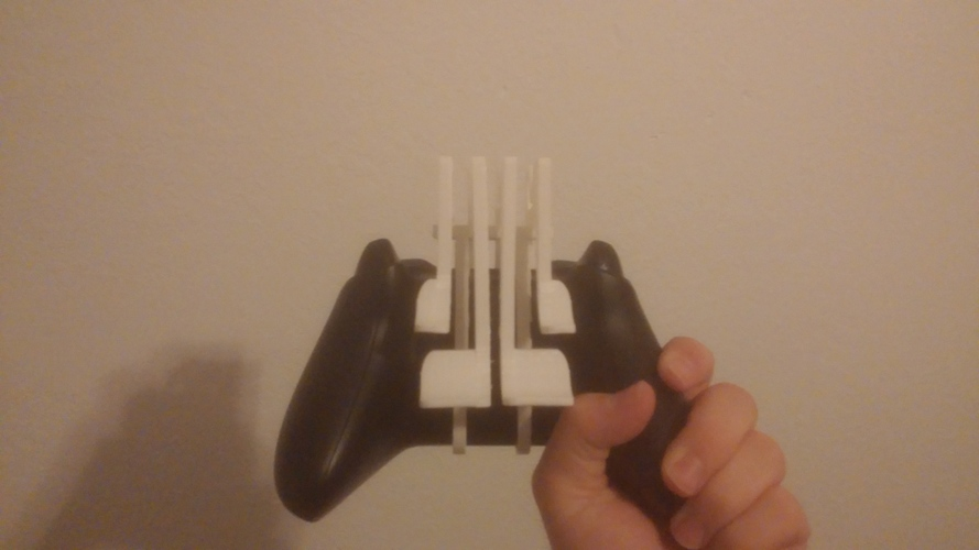 Xbox One Controller Paddles All 4 paddles 3D Print 146286