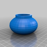Small honey pot 3D Printing 14632