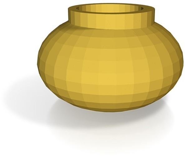 honey pot 3D Print 14634