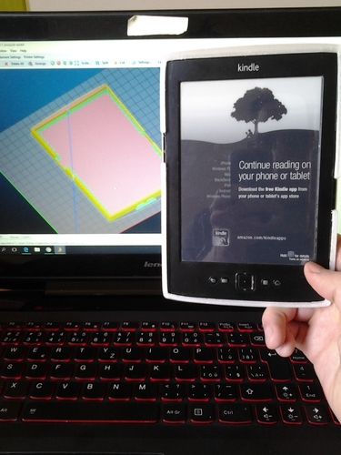 kindle casing 3D Print 146378