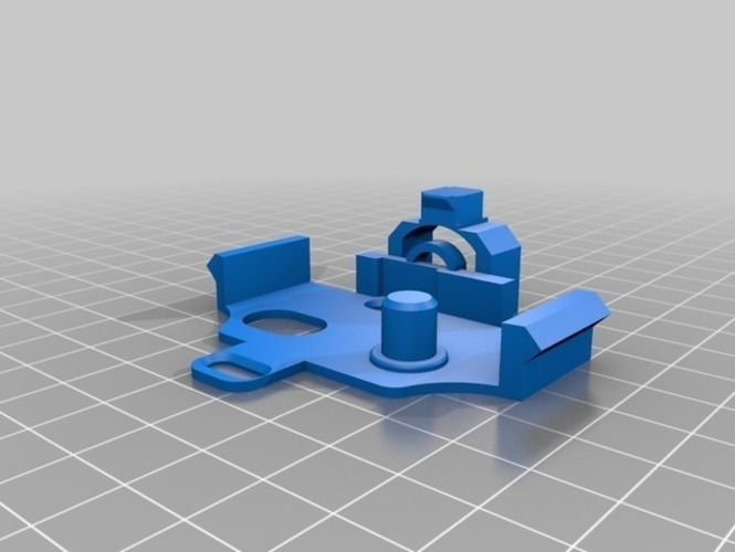 Beltless motorized camera slider 3D Print 146467