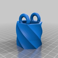 Small basket stl 3D Printing 14649