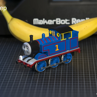 Small Thomas the Tank Engine - Thomas & Friends 3D Printing 146513