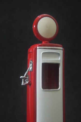 Gas Pump - Tokhein 39 (tall version) 3D Print 146639