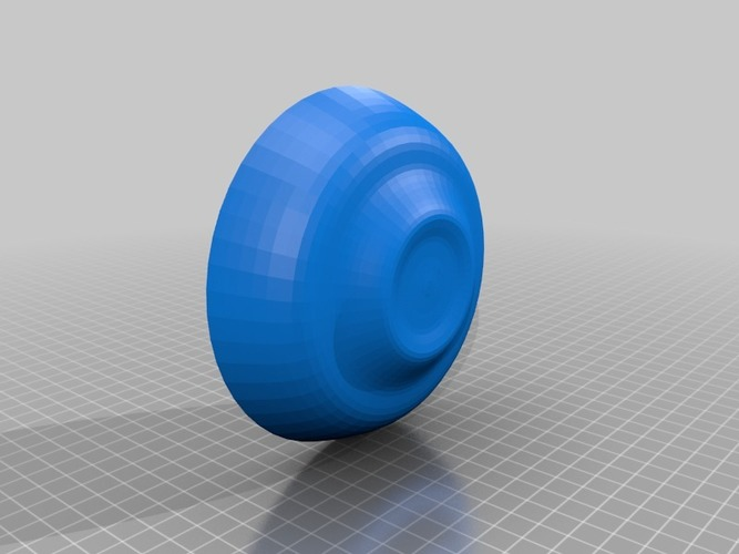 sugar bowl x3db STL AND PLAIN X3D 3D Print 14678