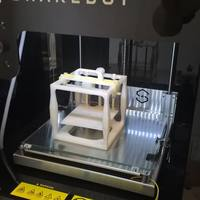Small Mini 3D Printer (FULL PRINTABLE) Principle of Operation 3D Printing 147051