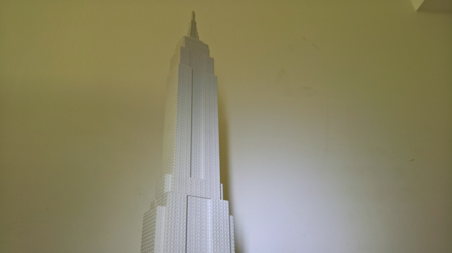 Empire State Building (400 mm) 3D Print 147216