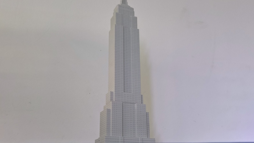 Empire State Building (400 mm) 3D Print 147218