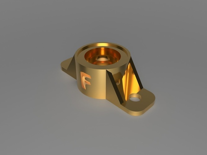 May 2017 Fusion Challenge - MechaniWeb 3D Print 147254