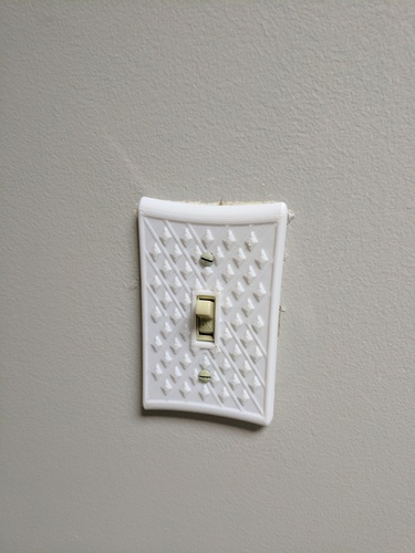 light switch cover 39XX 3D Print 147299