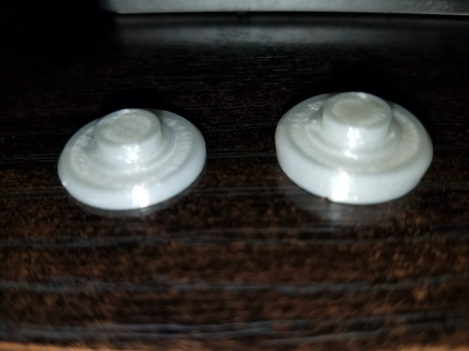 Batman Caps for Batman Spinner 3D Print 147304