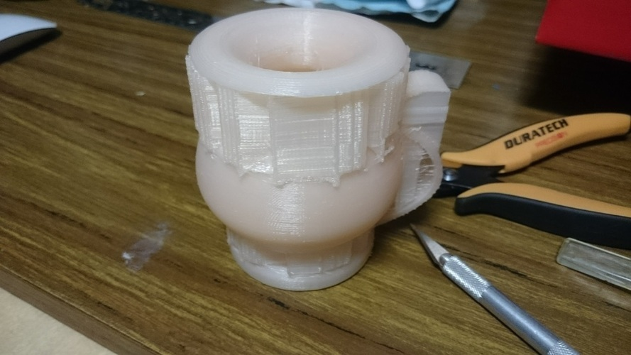 What's an Etruscan Urn ? April Fools Cup 3D Print 147406