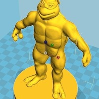 Small Teenage Mutant Ninja Turtle 3D Printing 147486
