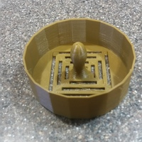 Small Sink drain crumb catcher 3D Printing 147766