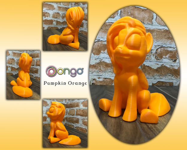 MLP Based Pegasus (Easy Print No Supports ) 3D Print 148010