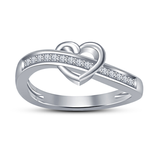 3D Jewelry  CAD Model For Wedding Ring In STL Format 3D Print 148093