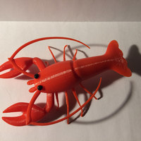 Small Lobster 3D Printing 148525