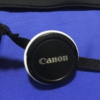 Small Canon Camera cover holder 3D Printing 148624