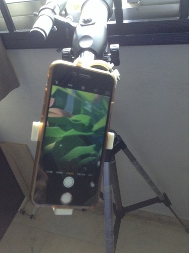 IPHONE 6 TELEPORT MOUNT(VISION KING) 3D Print 148630