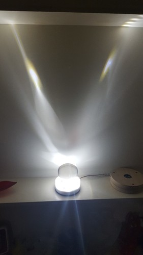 Light evolving lamp 3D Print 149026