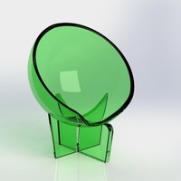 Small Schfeer Chair 3D Printing 149144